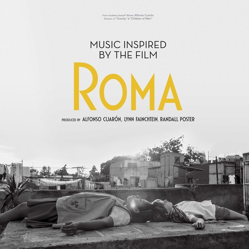Music inspired by Roma (2019)