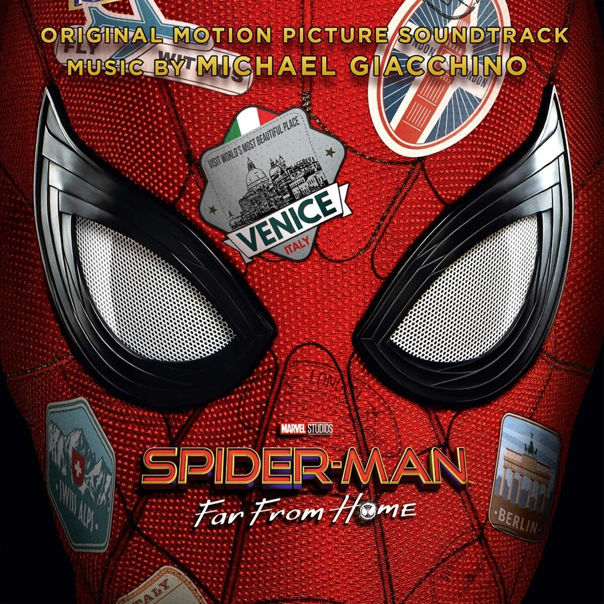 Spider-man - Far from home (2019) (vinile)