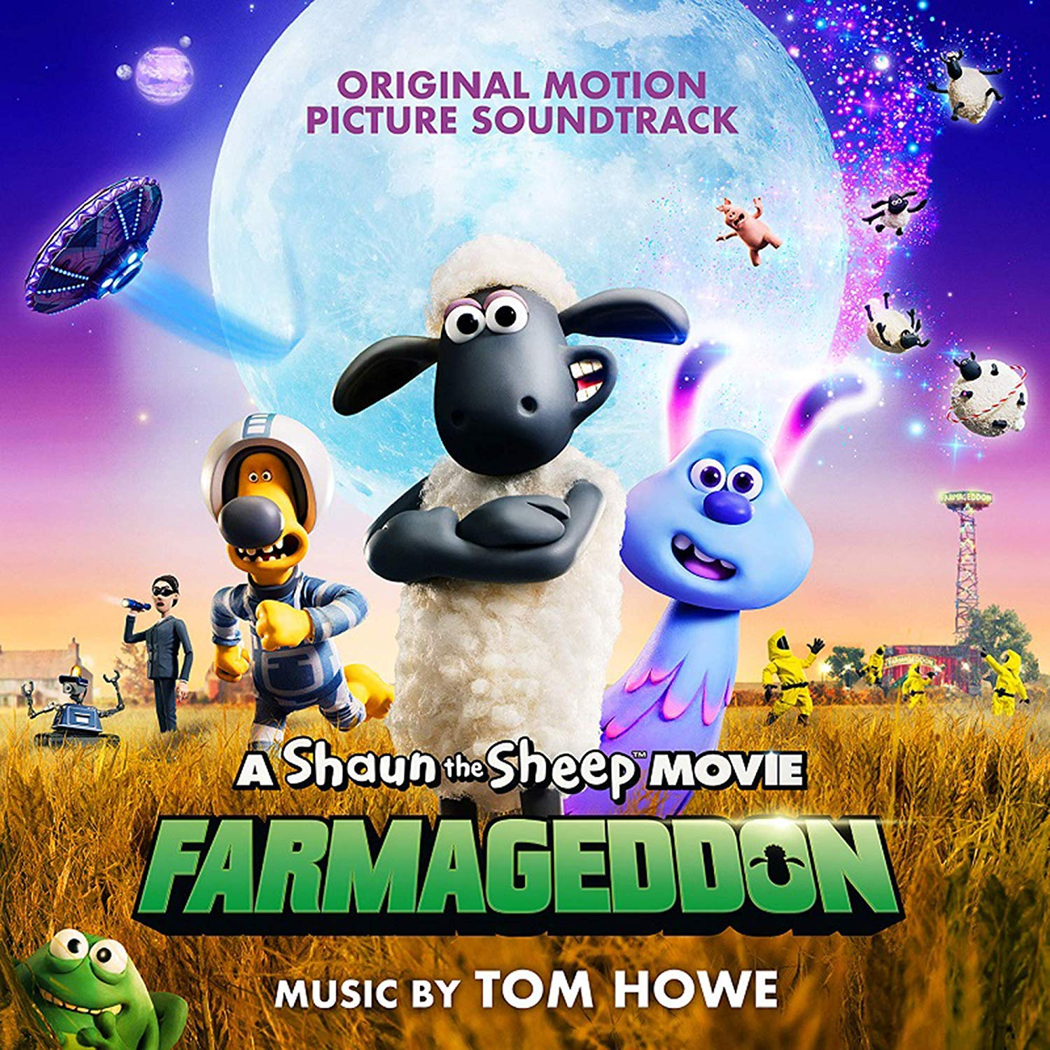 Shaun the sheep movie (A) - Farmageddon (2019)