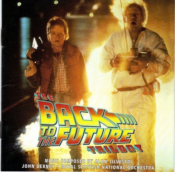 Back to the future trilogy - Ritorno al futuro trilogia