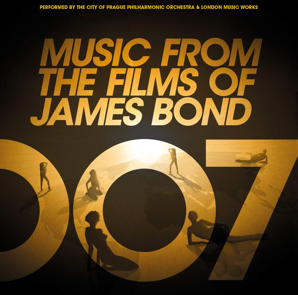 007: music from the films of James Bond performed by City of Prague Philarmonic Orchestra (2019) (vinile)