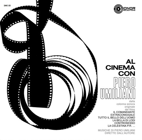 Al cinema con Piero Umiliani (vinile) (edizione limitata 300 copie)