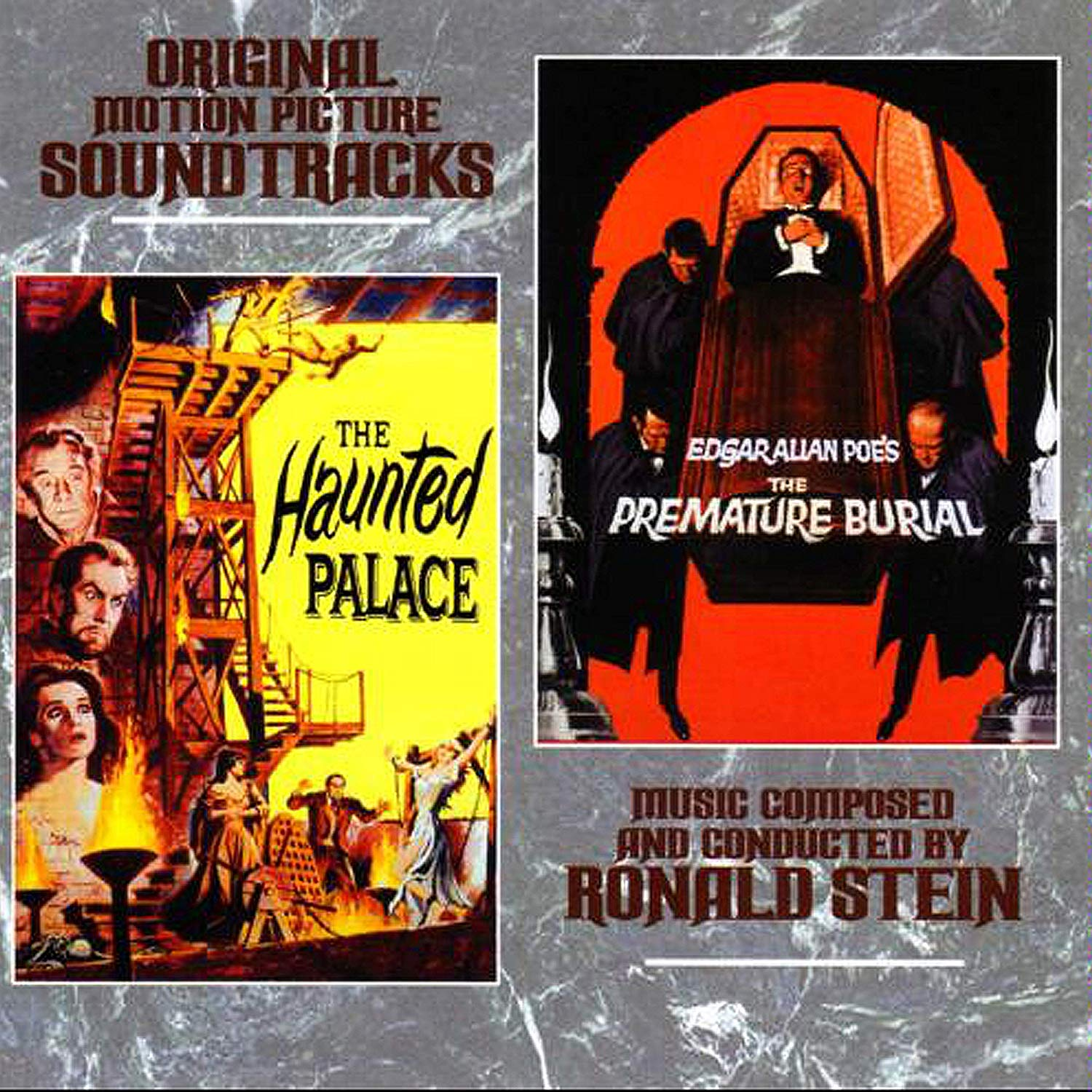 Haunted palace (The) - La città dei mostri (1963) / Premature burial - Sepolto vivo (1962)