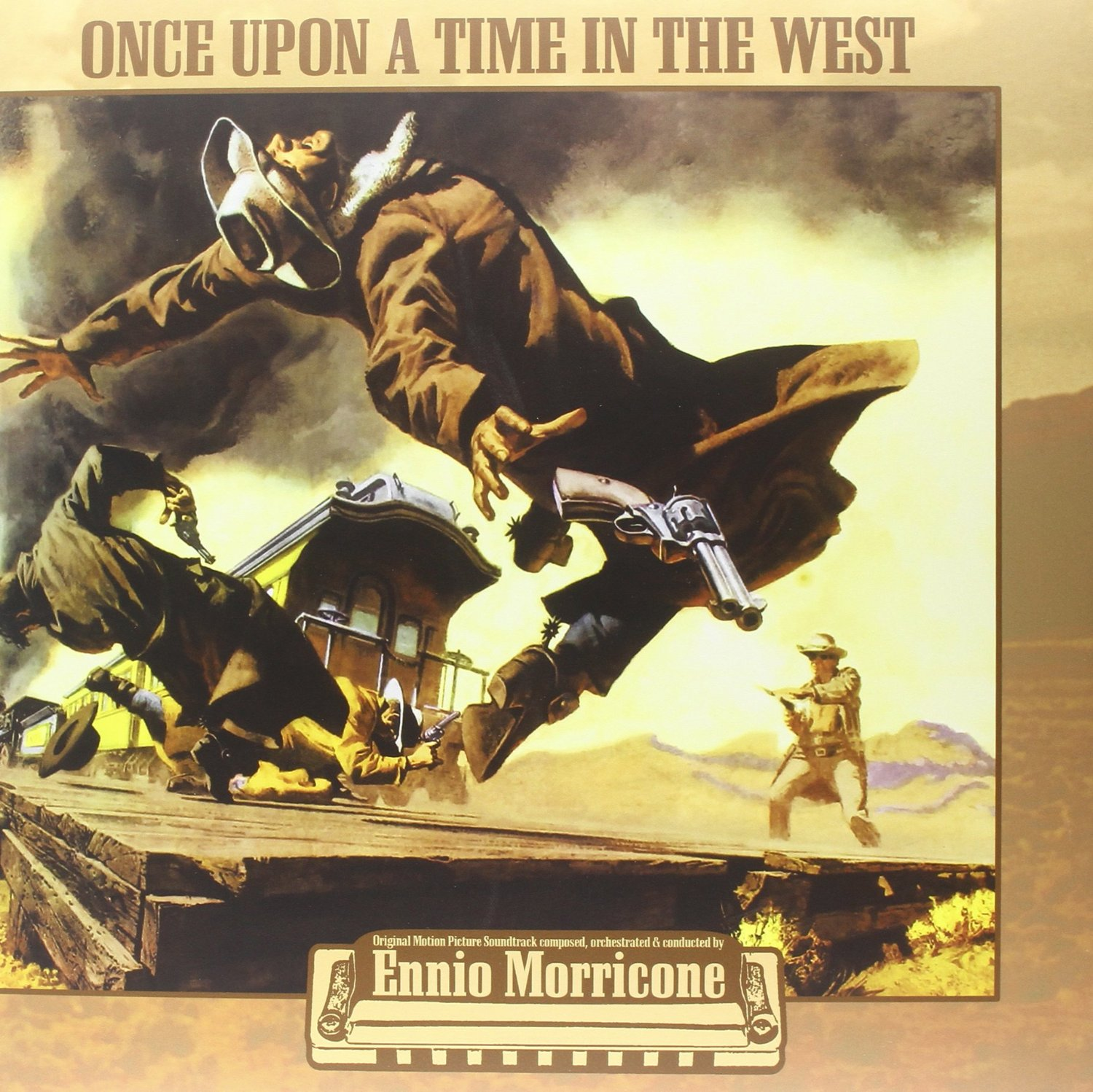 C'era una volta il West - Once upon a time in the West (1968) (vinile)