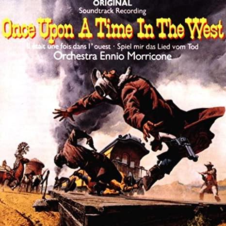 Once upon a time in the West - C'era una volta il West (1968) (vinile) (con poster)