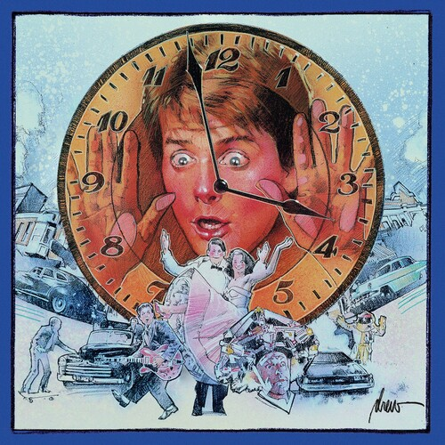 Back to the future - Ritorno al futuro (1985) (vinile)