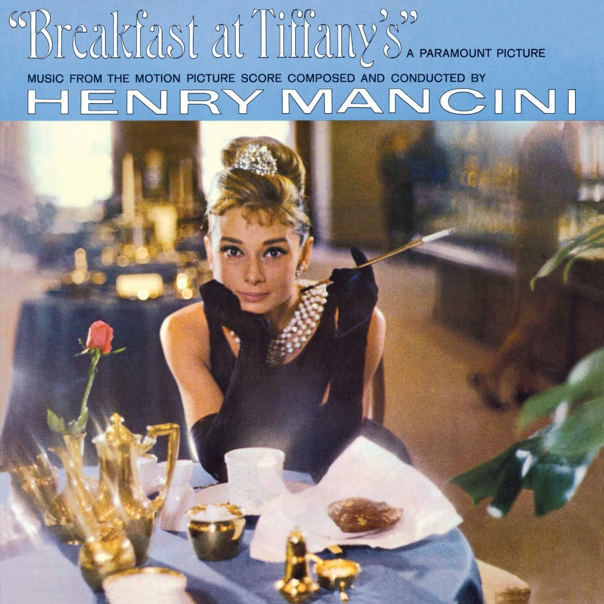 Breakfast at Tiffany's - Colazione da Tiffany (1961) (vinile)