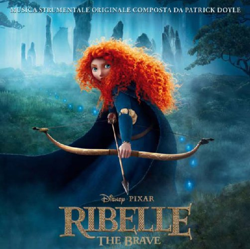 Ribelle - The brave (2012)