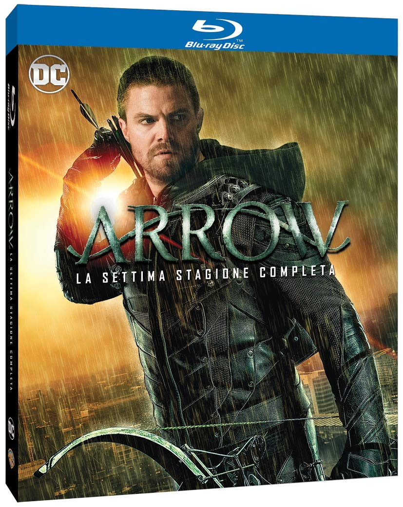 Arrow - stagione 07 (DC Comics)