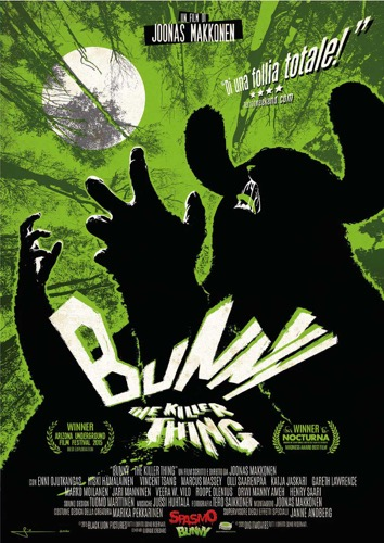 Bunny the killer thing (2015)