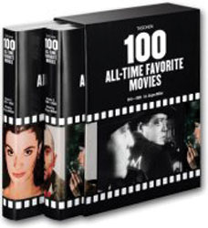 100 all-time favorite movies Taschen (1915-2000) (lingua inglese) (MI)
