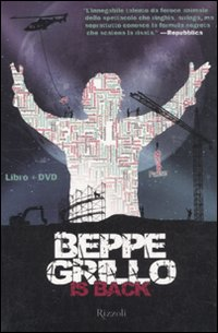Beppe Grillo is back tour (libro + dvd)