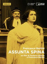 Assunta Spina (Francesca Bertini) (1915) (dvd + booklet)