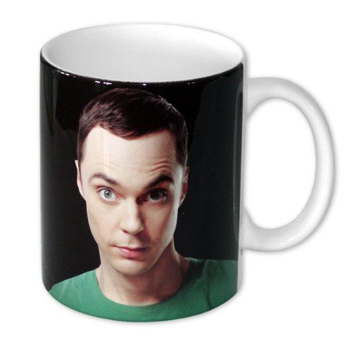 Big Bang Theory - Tazza Mug - Sheldon Cooper Bazinga