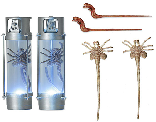 Aliens 30th anniversary accessories: creature deluxe pack