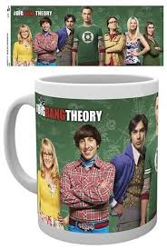 Big Bang Theory - Tazza Mug - Cast