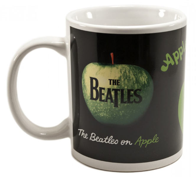 Beatles (The) - Tazza Mug - The Beatles on Apple