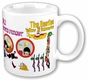Beatles (The) - Tazza Mug - Yellow Submarine