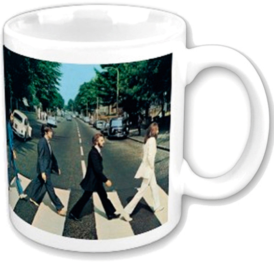 Beatles (The) - Tazza Mug - Abbey Road crossing