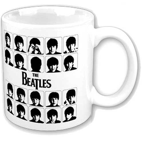 Beatles (The) - Tazza Mug - Hdn graphic