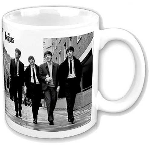 Beatles (The) - Tazza Mug - Walking in London