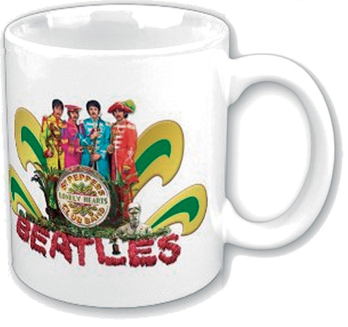 Beatles (The) - Tazza Mug - Sgt. Pepper naked
