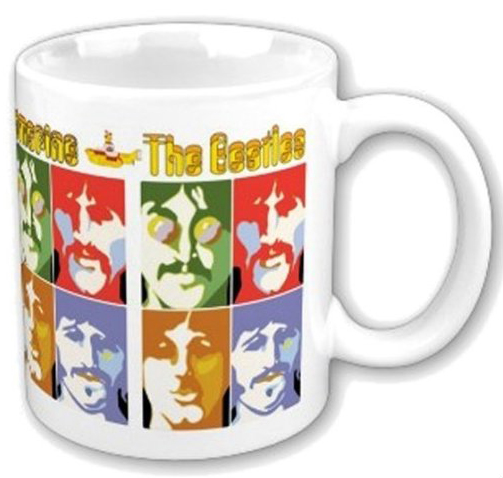 Beatles (The) - Tazza Mug - Sea of science