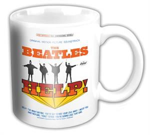 Beatles (The) - Tazza Mug - Help!