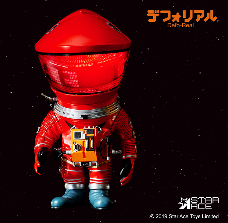 2001 Space Odissey DF astronaut red (15 cm)