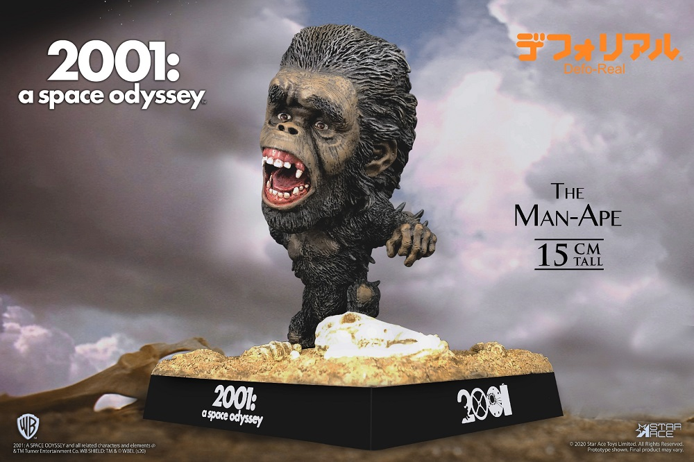 2001 A Space Odissey DF man ape (15 cm)