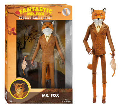 Fantastic Mr. Fox Legacy Collection - Mr. Fox - Action figure