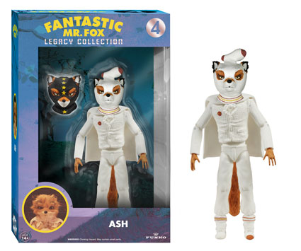 Fantastic Mr. Fox Legacy Collection - Ash - Action figure