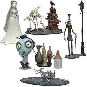 Corpse bride (The) - La sposa cadavere - Mini fig serie 2