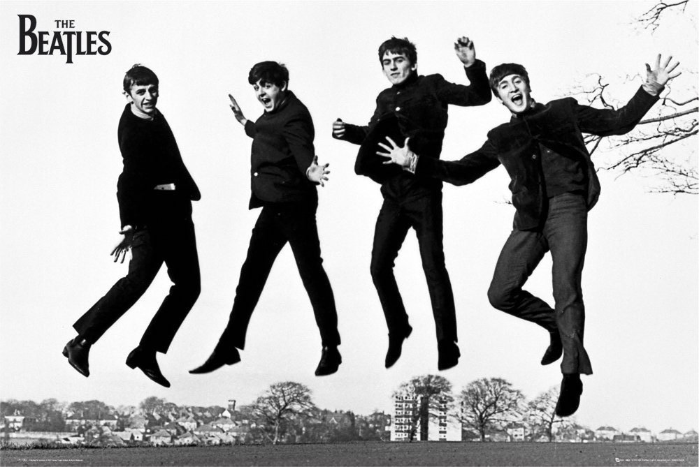 Beatles (The) - Jump