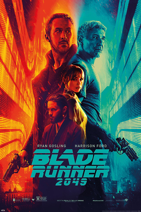 Blade Runner 2049 - Fire & ice