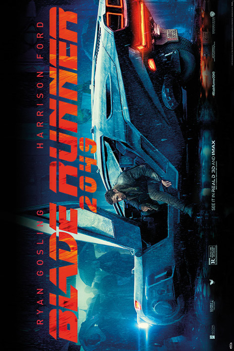 Blade Runner 2049 - Flying car