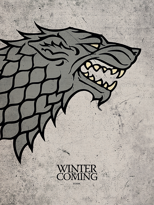 Game of Thrones - Trono di Spade - Stark