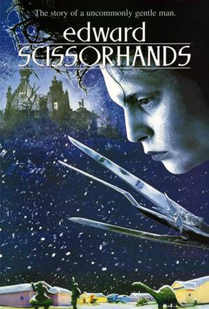 Edward Scissorhands - Edward mani di forbice (mini)