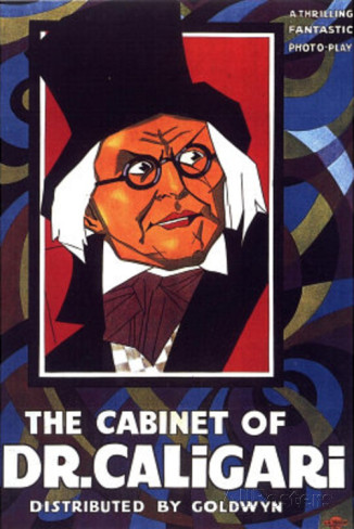 Cabinet of Dr. Caligari (The) - Il gabinetto del Dr. Caligari - colore