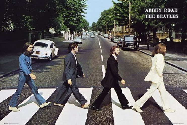 Beatles (The) - Abbey Road Musicale (mini)