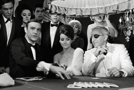 007 James Bond Thunderball operazione tuono - Lady Luck