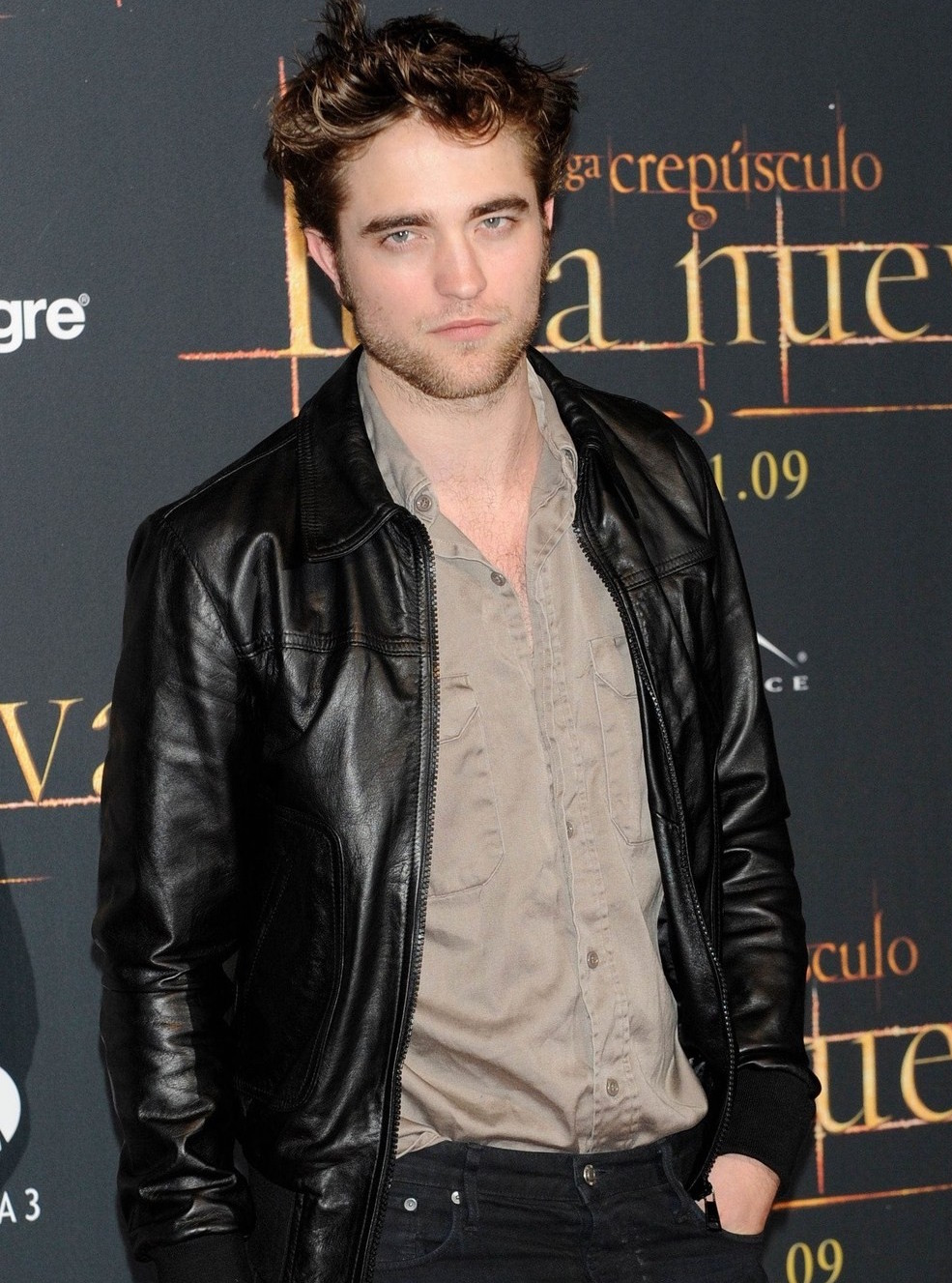Fotografia - Robert Pattinson 2 (micro)