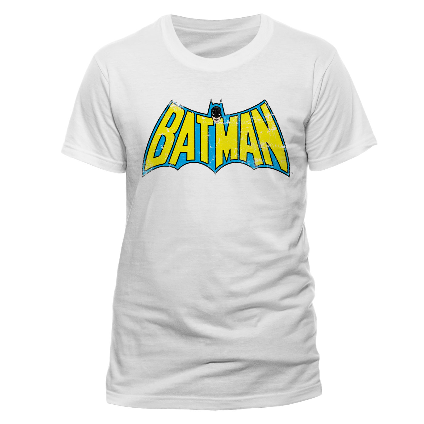 Batman - Retro Logo (DC Comics) - Uomo S - M - L - XL - XXL