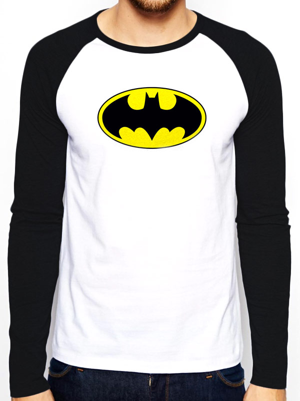 Batman - Baseball - Logo (DC comics)