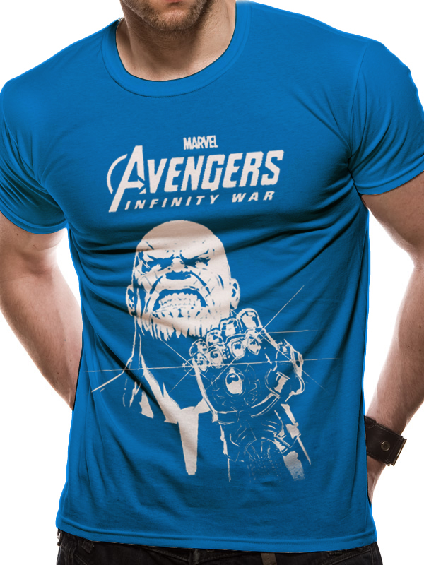 Avengers - Infinity War - Blue Thanos (Marvel)