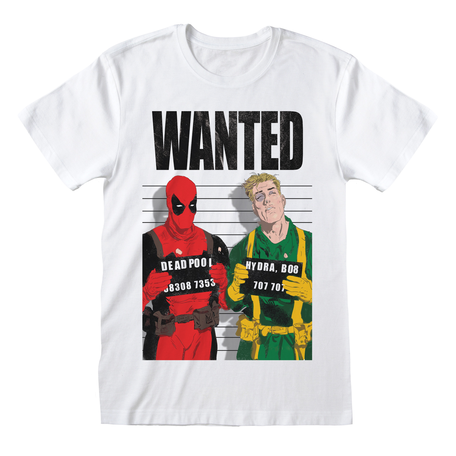 Deadpool - Wanted (Marvel)