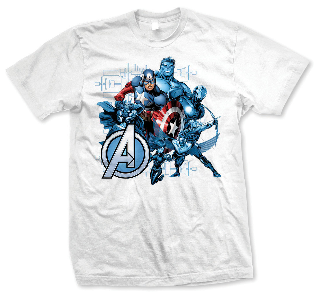 Avengers (The) - Group Assemble (Marvel)