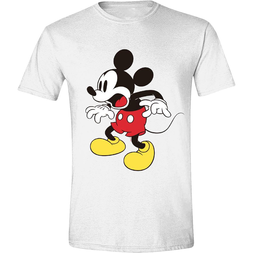 Disney - Mickey Mouse shocking face (Topolino)