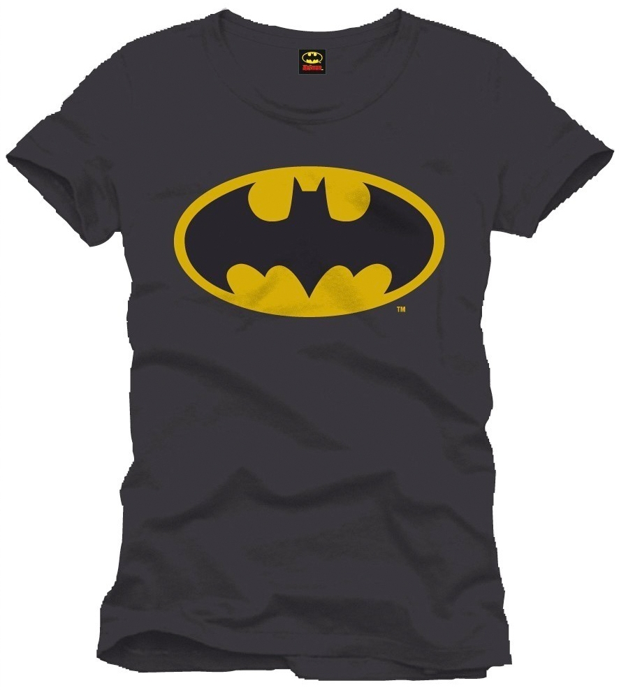 Batman - Logo men black (DC Comics)