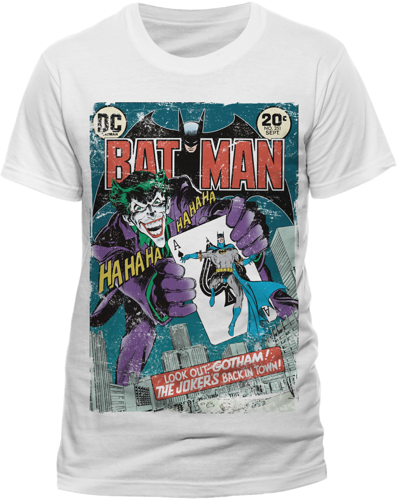 Batman - Joker comic (DC Comics)